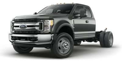 2019 Ford F-550 A 4WD SuperCab  - FE194916
