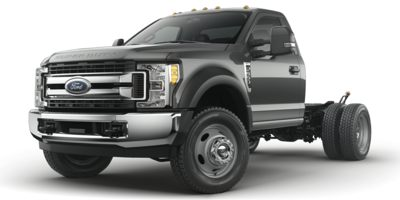 2019 Ford F-550 A 4WD Regular Cab  - FE194887