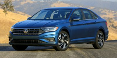Used 2019  Volkswagen Jetta 4d Sedan 1.4T SE at The Gilstrap Family Dealerships near Easley, SC