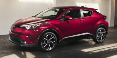 Used 2019  Toyota C-HR 4d SUV Limited at Texas Certified Motors near Odesa, TX