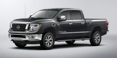 New 2019  Nissan Titan XD 4WD Crew Cab S Diesel at Kona Auto Center near Kailua Kona, HI