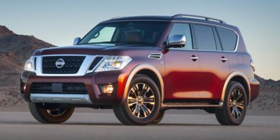 Used 2019  Nissan Armada 4d SUV RWD SL at Premier Auto near Jonesboro, AR
