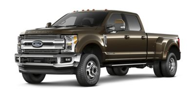 Super Duty F-350 DRW XLT 2WD Crew Cab 8' Box