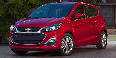 Used 2019  Chevrolet Spark 4d Hatchback LS 5spd at Edd Kirby's Adventure Mitsubishi near Chattanooga, TN