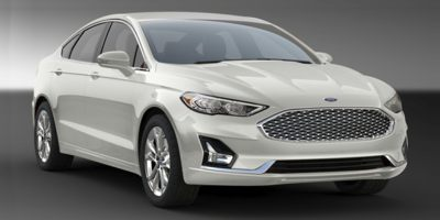 Used 2019  Ford Fusion 4d Sedan AWD Titanium at Get Approved Quad Cities near East Moline, IL