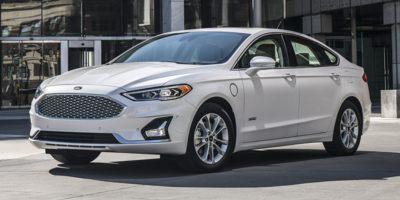 Used 2019  Ford Fusion Energi 4d Sedan FWD Titanium at Estle Auto Mart near Hamler, OH