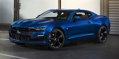 Used 2020  Chevrolet Camaro 2d Coupe 2SS at The Gilstrap Family Dealerships near Easley, SC