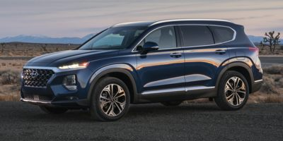 2019 Hyundai Santa Fe 3D Coupe at  - HY8121
