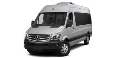2018 Mercedes-Benz Sprinter fourgonnette de tourisme