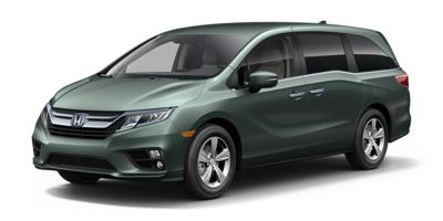 New 2019  Honda Odyssey 4d Wagon EX at Carmack Car Capitol near Danville, IL