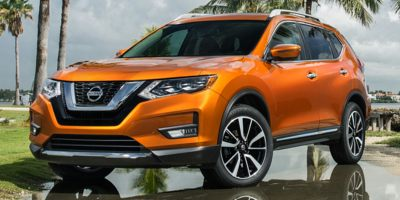 New 2019  Nissan Rogue 4d SUV FWD SV at Kona Auto Center near Kailua Kona, HI