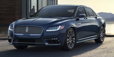 2017 Lincoln Continental Reserve  - P5919