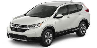 New 2019  Honda CR-V 4d SUV FWD LX at Carmack Car Capitol near Danville, IL