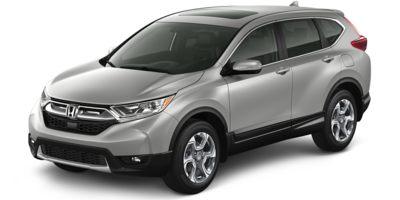 New 2019  Honda CR-V 4d SUV AWD EX-L at Carmack Car Capitol near Danville, IL