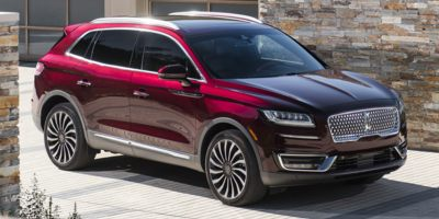 2019 Lincoln Nautilus Black Label  - BN9099