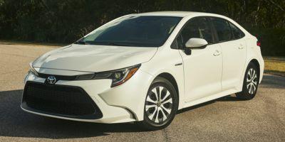 Used 2020  Toyota Corolla Hybrid 4d Sedan LE at McKaig Chevrolet Buick near Gladewater, TX