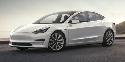 Used 2019  Tesla Model 3 4d Sedan RWD Standard Range Plus at Royal Car Center near Philadelphia, PA