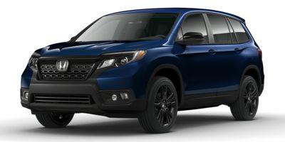 New 2019  Honda Passport 4d SUV AWD Sport at Carmack Car Capitol near Danville, IL