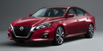 Used 2020  Nissan Altima 4d Sedan FWD 2.5L SR at The Gilstrap Family Dealerships near Easley, SC