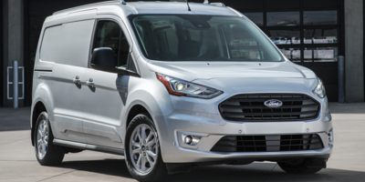 New 2020  Ford Transit Connect Cargo Ext Van XL at Shields Auto Group near Rantoul, IL