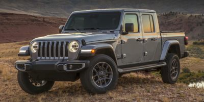 New 2020  Jeep Gladiator Crew Cab Rubicon at Charbonneau Car Center near Dickinson, ND