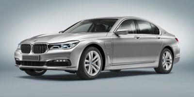 2019 BMW 7 Series 740Le xDrive Sedan