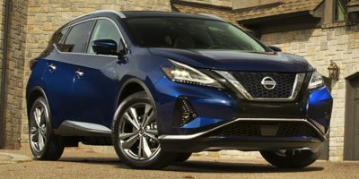 New 2020  Nissan Murano 4d SUV FWD Platinum at Nissan of Paris near Paris, TN