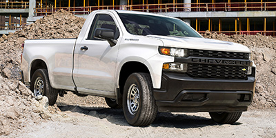 2019 Chevrolet Silverado 1500 Work Truck  for Sale  - 201122  - Wiele Chevrolet, Inc.