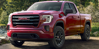 Used 2020  GMC Sierra 1500 2WD Double Cab SLE at The Gilstrap Family Dealerships near Easley, SC