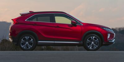 New 2020  Mitsubishi Eclipse Cross 4d SUV AWC ES at Frank Leta Mitsubishi near Bridgeton, MO