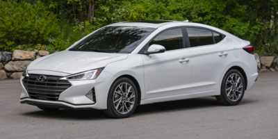 2020 Hyundai Elantra LIMITED 4dr Car Slide
