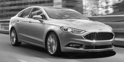 2020 Ford Fusion hybride