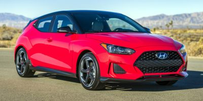 2020 Hyundai Veloster Turbo Manual w/Two-Tone Paint
