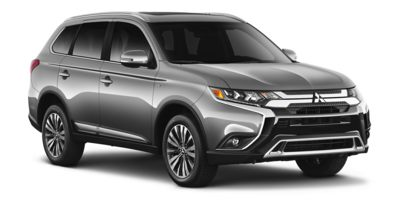 New 2020  Mitsubishi Outlander 4d SUV FWD LE at The Gilstrap Family Dealerships near Easley, SC
