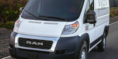 "New 2020  Ram ProMaster Cargo Van 2500 High Roof Van 159"" WB at Kama'aina Motors near Hilo, HI"