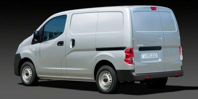 New 2020  Nissan NV 200 Cargo Van 3d Van SV at Kona Nissan near Kailua Kona, HI