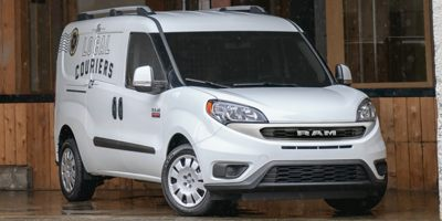 New 2020  Ram ProMaster City Cargo Van Tradesman at Kama'aina Motors near Hilo, HI