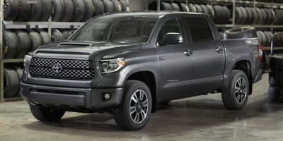 Used 2020  Toyota Tundra 4WD CrewMax Limited 5.7L at Graham Auto Mall near Mansfield, OH