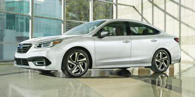 2020 Subaru Legacy 4D Sedan  - SB9085