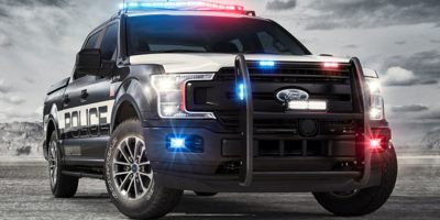 2020 Ford F-150 Police Responder XL 4WD SuperCrew 5.5' Box