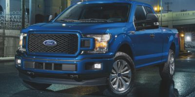 2020 Ford F-150 XLT 2WD SuperCab 6.5' Box