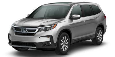 New 2020  Honda Pilot 4d SUV AWD EX-L at Carmack Honda near Danville, IL