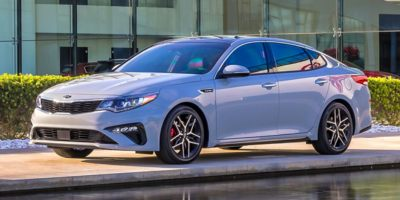 2020 Kia Optima EX Auto