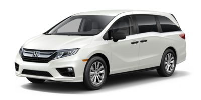 New 2020  Honda Odyssey 4d Wagon LX at Carmack Car Capitol near Danville, IL