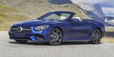 2020 Mercedes-Benz SL SL 550 Roadster
