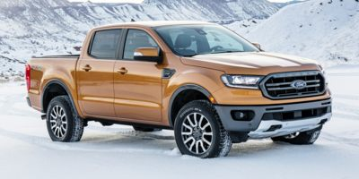 2020 Ford Ranger XL 4WD SUPERCREW 5 BOX  - 5161