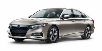 New 2020  Honda Accord Sedan 4d EX-L 1.5L at Carmack Honda near Danville, IL