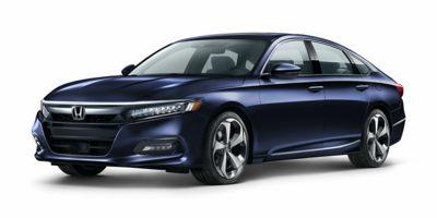 New 2020  Honda Accord Sedan 4d Touring 2.0T at Carmack Honda near Danville, IL