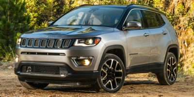 New 2020  Jeep Compass 4d SUV 4WD Latitude at Charbonneau Car Center near Dickinson, ND