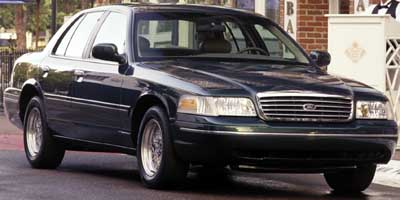2001 Ford Crown Victoria Police Pkg  for Sale  - 16340C  - C & S Car Company